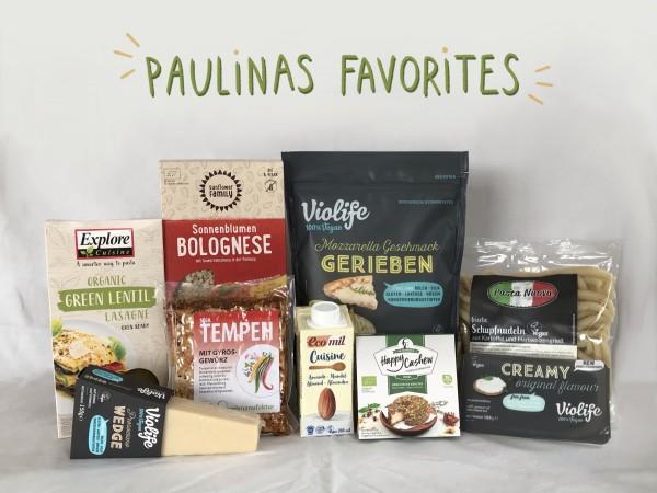 Paulina's Favorites
