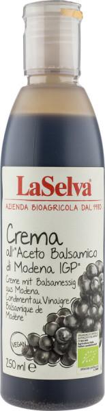 LaSelva Creme mit Balsamessig aus Modena
