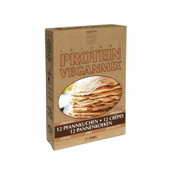 Bertyn Protein Mix PANCAKES, 200g