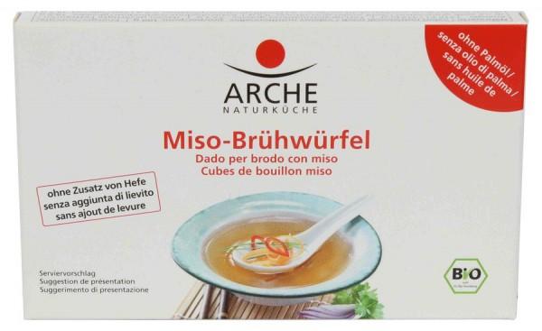 Arche Naturküche Miso-Brühwürfel, glutenfrei