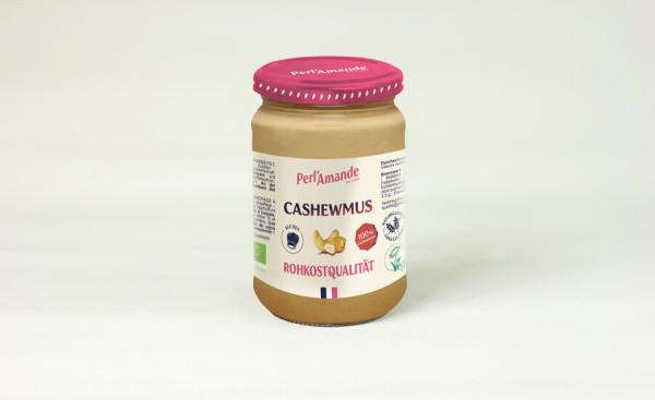 Perl'amande Cashewmus, bio & roh