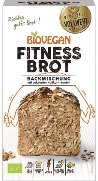 Biovegan Brotbackmischung Fitness, BIO