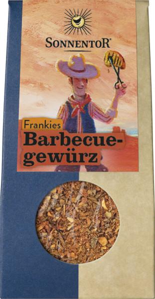 Sonnentor Frankies Barbecuegewürz, Packung