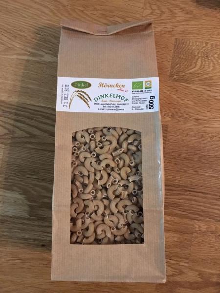 Pirmann Dinkel Hörnchen aus Kärnten, 500 g