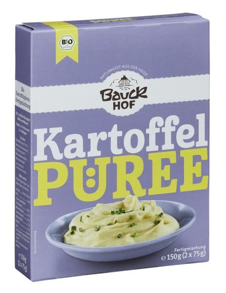 Bauckhof Kartoffel Püree Natur glutenfrei Bio