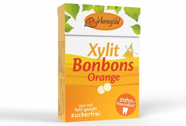 Birkengold Birkengold Bonbons Orange