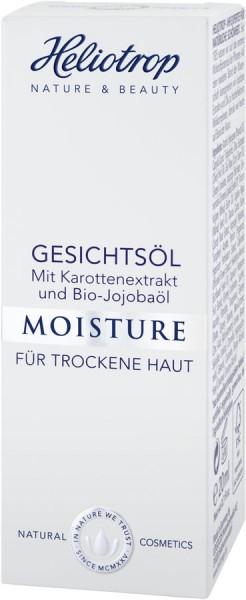Heliotrop MOISTURE Gesichtsöl