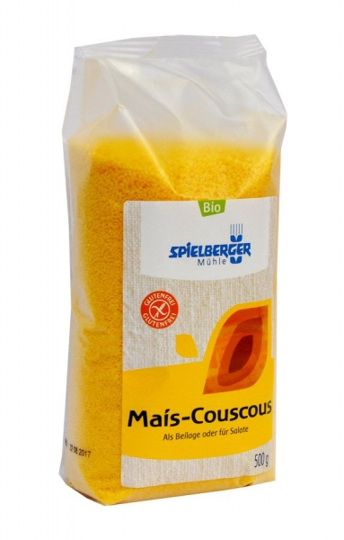 Spielberger Mais Couscous, 500g