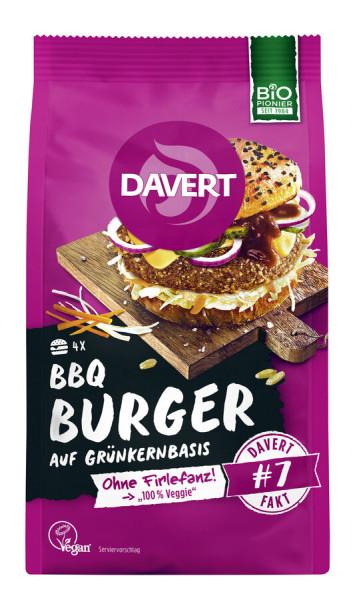 Davert BBQ Burger 160g