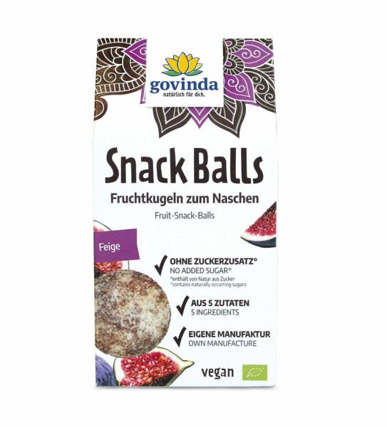 Govinda Snack Balls Feige