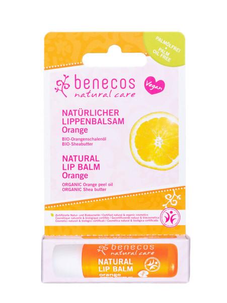 benecos benecos Natural Lip Balm Orange