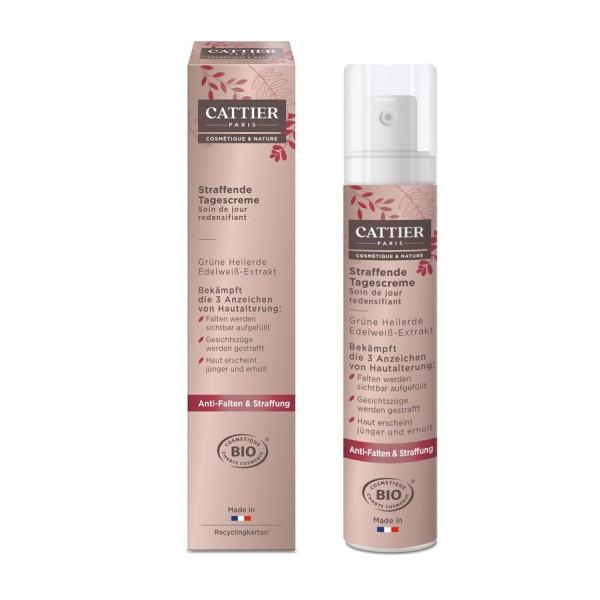 Cattier NEU Cattier Straffende Tagescreme für reife Haut mit Heilerde 50ml