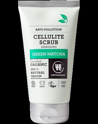 Urtekram Green Matcha Cellulite PEELING, 150ml