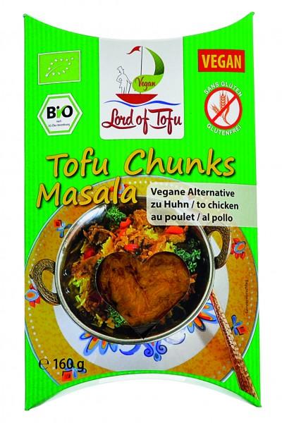 Lord of Tofu, Chunks Masala, 160 g