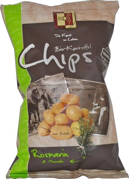Chips Kartoffelchips mit Rosmarin, 120g