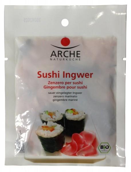 Arche Naturküche Sushi Ingwer