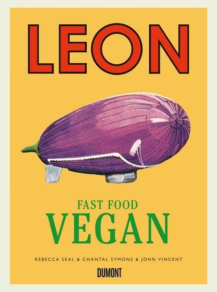 LEON. Fast Food Vegan