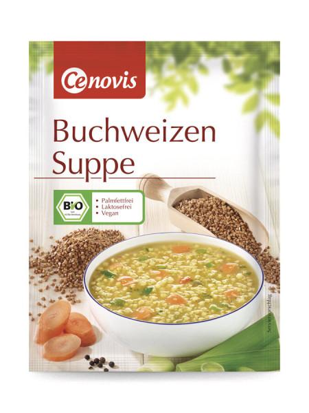 Cenovis Buchweizen Suppe, bio