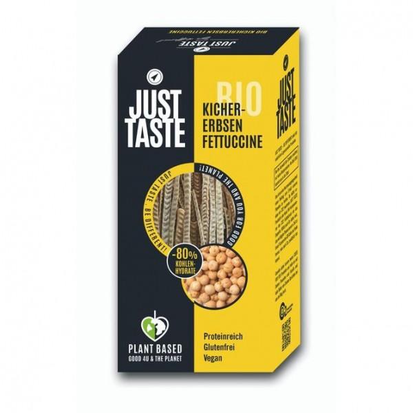 Just Taste Kichererbsen Fettuccine, 250g