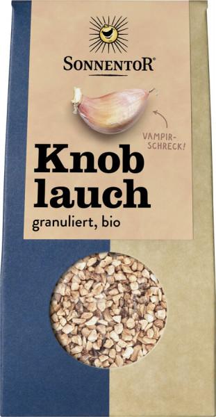 Sonnentor Knoblauch granuliert, Packung