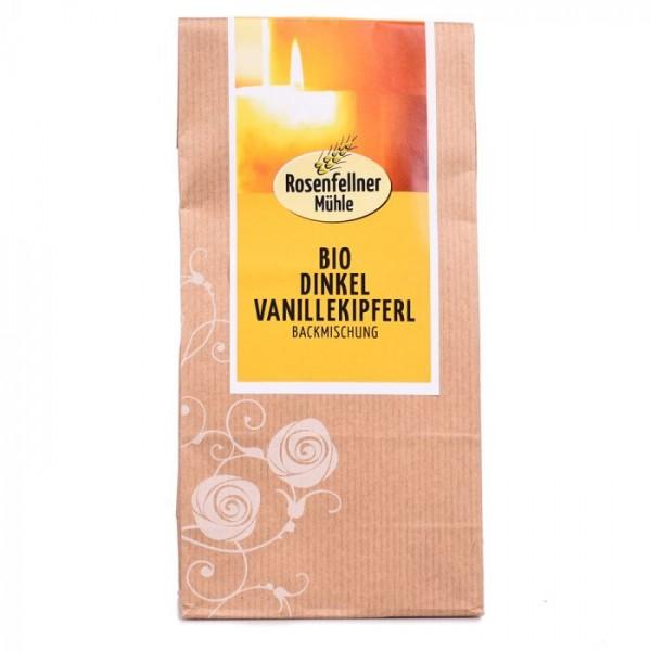 Rosenfellner Mühle Dinkel Vanillekipferl Backmischung, 300g