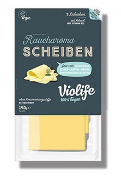 """VIOLIFE Käse Scheiben """"RAUCHAROMA"""", 140g"""