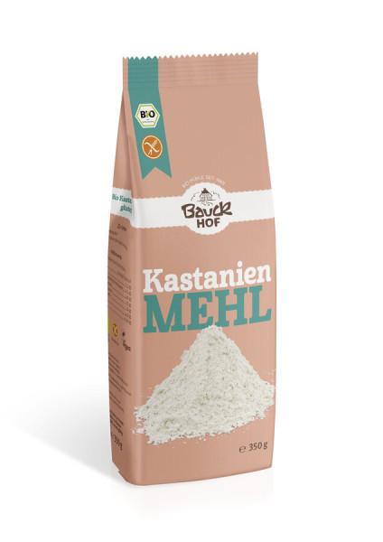 Bauckhof Kastanienmehl glutenfrei Bio