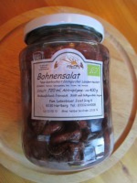 Lebenbauer Käferbohnen Salat (Steiermark), 720 ml
