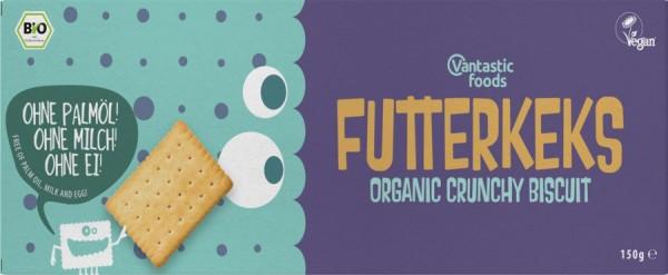 Vantastic foods BIO FUTTERKEKS, 150g