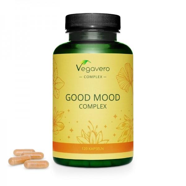 Vegavero Good Mood Complex, 120 Kapseln