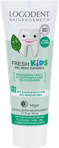 Logona FRESH KIDS Bio-Minz Zahngel