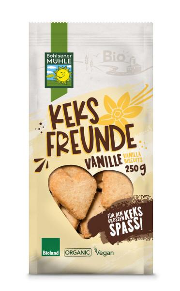 Bohlsener Mühle KeksFREUNDE Vanille