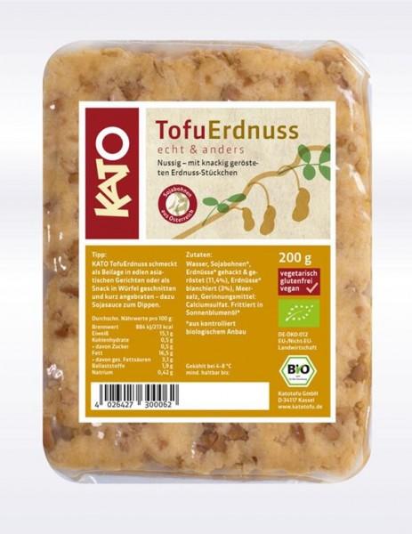 Kato Tofu Erdnuss, 200g