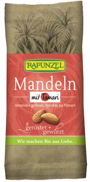 Rapunzel Mandeln geröstet, mit Tamari gewürzt