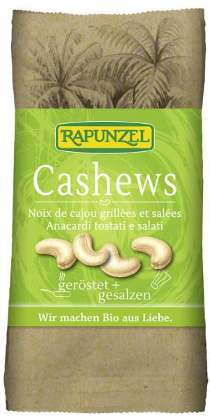 Rapunzel Cashewkerne geröstet, gesalzen