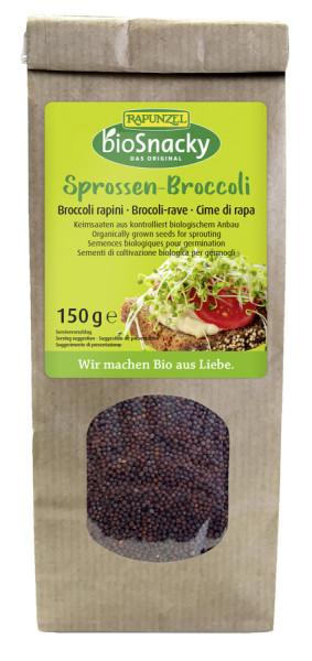Rapunzel Sprossen-Broccoli bioSnacky