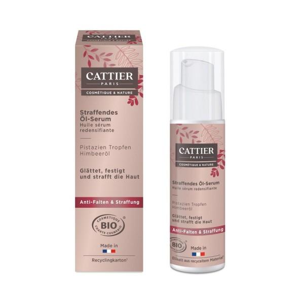 Cattier NEU Cattier Straffendes Öl-Serum Anti-Falten & Straffung 30ml