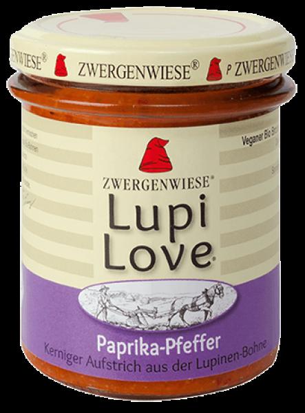 Zwergenwiese LupiLove Paprika-Pfeffer, 165g