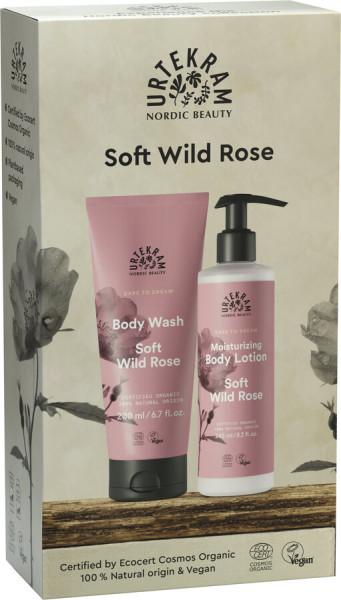 Urtekram Urtekram Soft Wild Rose Geschenkset Körperpflege