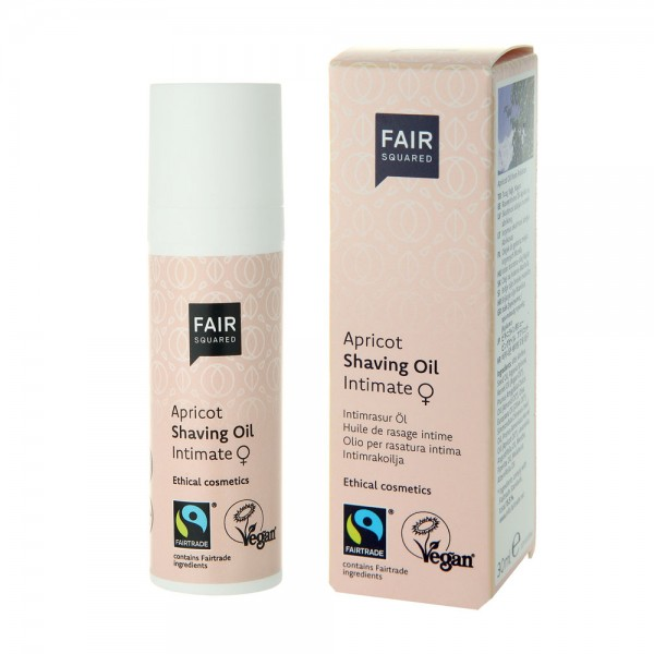 Fair Squared Rasier Öl, 30ml