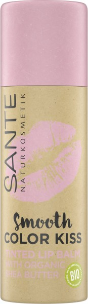 Sante Smooth Color Kiss 04 Soft Rosé 2021