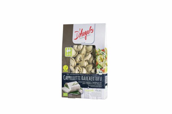 D´Angelo Cappelletti Räuchertofu, Teigware, gefüllt