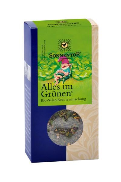Sonnentor Alles im Grünen® Salatgewürz bio Packung