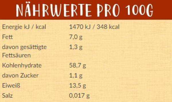 Spielberger Haferflocken glutenfrei, 475 g