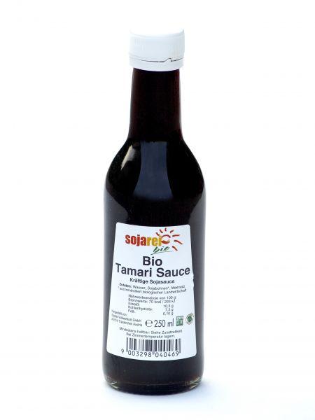 Sojarei Tamari Sojasauce glutenfrei, 250 ml