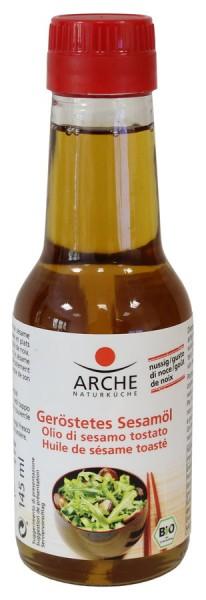 Arche Naturküche Sesamöl, geröstet