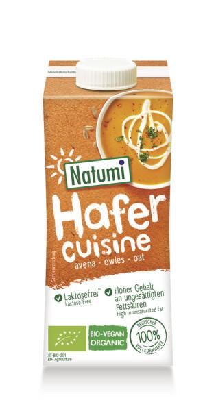 Natumi Hafer Cuisine