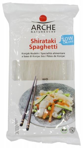 Arche Naturküche Shirataki Spaghetti, Konjak Nudeln, glutenfrei