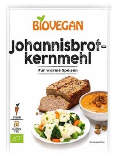 Biovegan Johannisbrotkernmehl, 50g