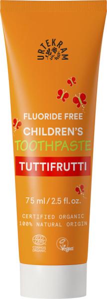 Urtekram Urtekram Children´s Tutti Frutti Toothpaste 75 ml